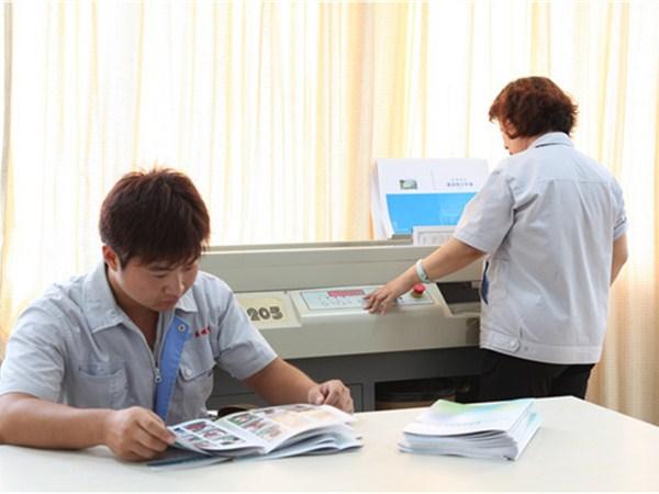 Prepress department_Tianjin Haishun Printing & Packaging Co , LTD ,